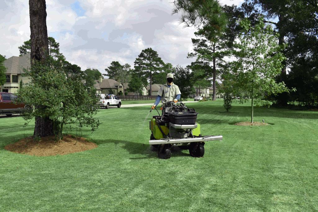 houston fertilizer service