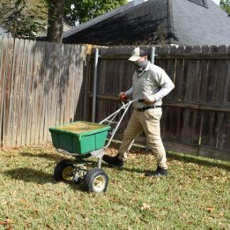 lawn treatment service round 2